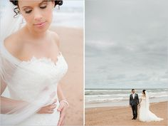 beach bride @weddingchicks