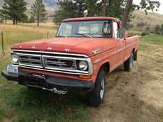 1972 Ford Pickup For Sale in , Montana - Classics.VehicleNetwork.net Used Classic Car Classified Ads