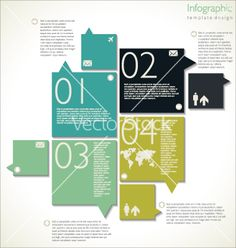 LOVE this Layup -  Infographic design vector 1566893 - by totallyout on VectorStock®