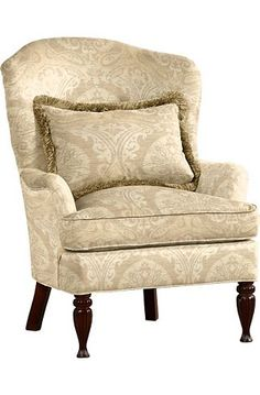 Chairs, Nottingham Accent Chair | Havertys Furniture