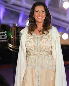 Les plus beaux caftans du Festival International du Film de Marrakech 2018 1ecfcf2fb77