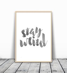 Dorm Wall Art, Stay Weird Print, Funny Quote Print, Quote Print, Dorm art, Dorm Room Art, Quote Art, Gray Typography, Watercolor Poster, Dorm Art Print, Motivational Quote, Inspirational Print, 8x10. MotivatedWallArt offers prints on a variety of themes, which gives a modern look to your home. All designs are printed on 250 GSM quality card stock, and mailed in cardboard mailer envelope. The size is 8 x 10 inch and printed to the edge. Please note that frame is not included.