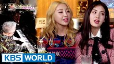 "2ne1's ""Lonely"" sung by Minzy and Somi [Sister's Slam Dunk Season2 / 201..."