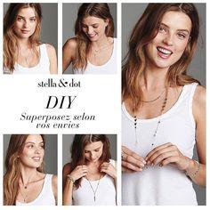 Nouvelle collection printemps Stella disponible le 12 janvier sur mon site ! http://ift.tt/1IcfR5w !  #stellaanddot #stelladotstyle #stelladot #shopping #trunkshow #bijoux #mode #instastyle  #turquoise #collier #bracelet#spring2016collection