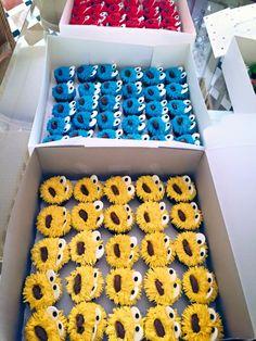 big order 500 cupcakes