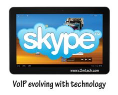 VOIP Evolving - VOIP Evolving with Technology  http://c2mtech.com/