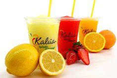 Un clásico con los veranos de Kalúa, Limón, Fresa y Naranja.