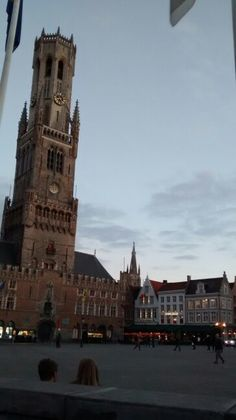 Bruges encantadora!