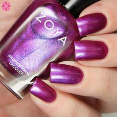 Zoya Spring 2017 Charming Collection - Millie