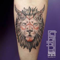 Photo by (_luna_sandy_) on Instagram   #healedtattoo #mbamybodyart #mbagrenoble #tattoogrenoble #mbatattoo #liontattoo #lionart #forearmtattoos #fantasytattoo #cheyennehawk #cheyennetattooequipment #inked #tattoo Cheyenne Hawk, Fantasy Tattoos, Tattoo Equipment, Lion Art, Lion Tattoo, Forearm Tattoos, Cover Design, Tattoo Designs, Ink