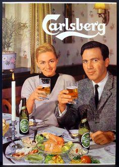 คาร์ลสเบิร์ก (Carlsberg) คือเบียร์ประเทศเดนมาร์กที่หาซื้อได้ง่ายในประเทศไทยและพ่อผมดื่มทุกครั้งนอกเหนือจากเบียร์ดำกินเนสส์