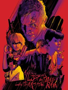 Blade Runner by Joshua Budich