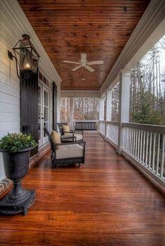 Cool 36 Amazing Farmhouse Home Exterior Ideas
