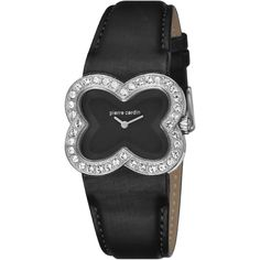 Pierre Cardin Petales Women's PC104342F01 Clover-Shaped Watch   #PierreCardin #PierreCardinwatch  #gift #accessories #analog #wristwatch #wristwatches  #woman #women #ladies #ladieswatch #classicwatches #goldtone #goldtonewatch #silvertone #silvertonewatch #twotonewatch #leatherband