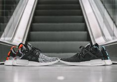 bd7cfbb36d31 adidas NMD Primeknit Glitch Pack will be releasing once again. Both adidas  NMD releases features the unique Glitch Camo pattern atop a White Boost  sole.