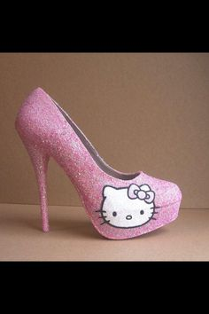 4005e5500a8 67 Best HELLO KITTY HEELS images in 2014 | Hello kitty shoes, Womens ...