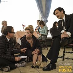 Jack Huston and Jennifer Lawrence in American Hustle Movie Photo, Movie Tv, Bay City Rollers, American Hustle, Musical Film, Lauren Hutton, American Crime, Farrah Fawcett, Drama Film
