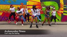ZUMBA - Can't stop the feeling - by Arubazumba Fitness