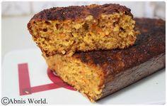 Te enseñamos a hacer un carrot cake sin azúcar ni harinas... ¡totalmente apto para tu vida healthy!