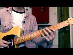 Building A Country Solo — anyone can play guitar | Free Online Guitar Lessons
