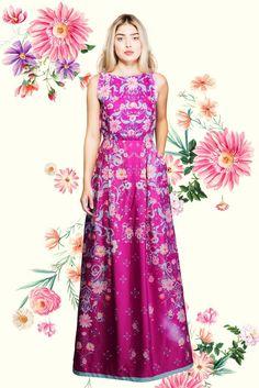 Vestido Festa das Flores