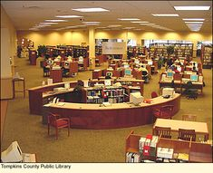 The library where the heroine works. She has this fantasy about getting spanked there, so the hero helps her act it out. Library Study Room, Library Design, Room Interior Design, Erotic, Paradise, Romance, Design Ideas, Hero, Fantasy