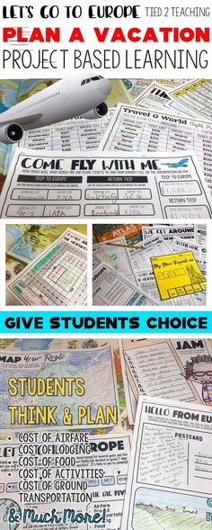 math in the real world Using Project Based Learning in your classroom is the perfect way to have your students incorporate reading, writing, math, critical thinking, and problem so Problem Based Learning, Problem Solving Skills, Project Based Learning, Math Projects, Book Projects, End Of Year Activities, Math Activities, Teaching Plan, Teaching Ideas