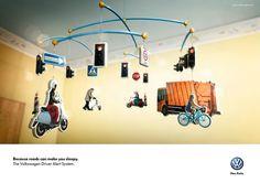 「運転は、眠くなるものだから。」インサイトを描くことで、クルマの機能を伝える広告。 | AdGang