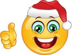 Christmas Emojis.Pinterest