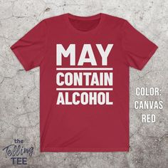 Your place to buy and sell all things handmade Funny Drinking Quotes, Funny Drinking Shirts, Funny Quotes, Funny Alcohol, Alcohol Humor, Bachelor Party Shirts, Day Drinking, Shirt Men, T Shirt