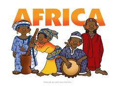 Elementos de la geografía del continente africano