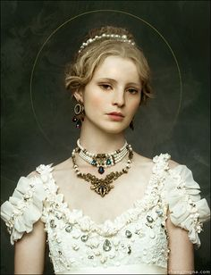 Zhang Jingna - Zemotion, 'Motherland Chronicles #44 - Germaine II'