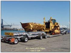 Rackley+Trailers | Rackley Bilt pictures of lightweight heavy haul trailers