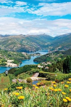 Hike Portugal's landscape of terraced vineyards and ancient ruins as you tour the Douro Valley and wander Minho's earliest pathways.