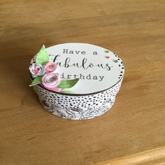 Up-cycled gift box made by Marie Chillmaid using Craftwork Cards Heritage Rose collection. Heritage Rose, Craftwork Cards, Craft Work, Cardmaking, Albums, Card Ideas, Craft Projects, Boxes, Tags