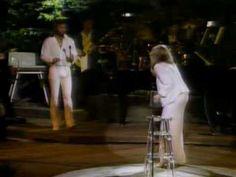 Bee Gees - Barbra Streisand & Barry Gibb - Guilty (Live).mpg