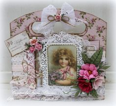 """Ineke""""s Creations: A daughter will fill your heart"""