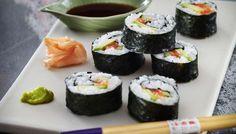 Sushi - K-ruoka