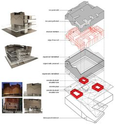 Structural Analysis: Caixa Forum - bREANNACARLSONSTUDIO
