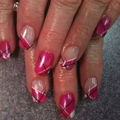 Nails By Jeannie @ The Nail Station in Glen Burnie Md :)