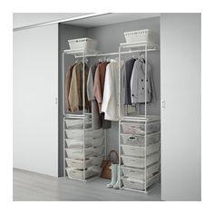 ALGOT Frame/mesh baskets/rod IKEA