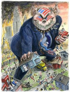 Greedy Bankers Who Screwed Everyone Finally On Trial, Just Not In This Country | Common Dreams
