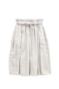 wrk-shp ss15 skirt....