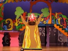 seussical the musical backdrops - Google Search