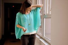 DIY Tapered Rectangle Top - FREE Sewing Pattern and Tutorial