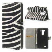 Forro Book LG G3 Design Animales Zebra 1 $ 26.200,00