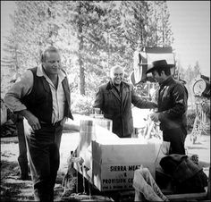 Bonanza Behind the Scenes with Dan, Lorne & Pernell