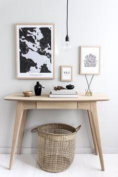 Office Desk, Furniture, Home Decor, Quartos, Desk Office, Decoration Home, Desk, Room Decor, Home Furnishings