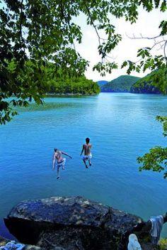 Sutton Lake WV
