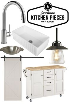 5 KITCHEN LOOKS YOU CAN AFFORD!